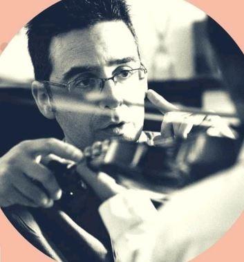 Violin Claudio Forcada